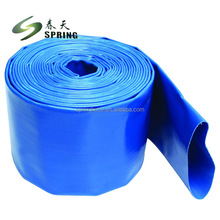 Good Quality Farm Water 150mm Pvc High Pressure Lay Flat Hose For Agriculture Irrigation