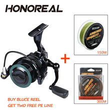 Aluminum Spool Best Cheap Spinning Fishing Reel One Way Clutch Bearing