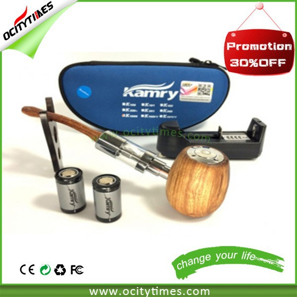 2015 Vaporizer Epipe K1000 E Pipe, kamry k1000 e cig rechargeable e-pipe, smoking pipe k1000 wooden e pipe