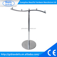 Hot sell supermarket wire metal jewelry display stand /rack ,Accessories stand