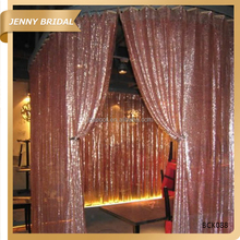 BCK088 Best Selling custom fancy sequin wedding backdrop
