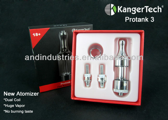 A&D Responsible Company sell The Latest Pyrex Pro Tank 100% Original Kanger Protank Kanger Protank 2 kangertech protank in stock