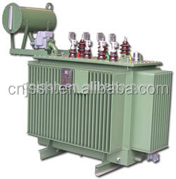 Power Usage and Double Wound Coil Structure Power Transformer