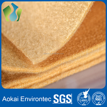 China manufacturer Heat resistant Polyimide( P84 ) needle mat