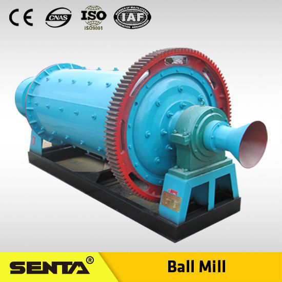 Clay Fine Dry Powder Raw Material Ball Mill