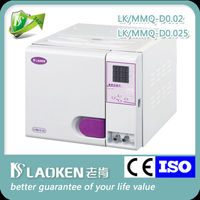 18L and 23L Dental Autoclave for Sale