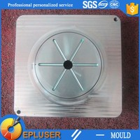 Professional Custom high precision plastic injection moulds are applied to airplane component