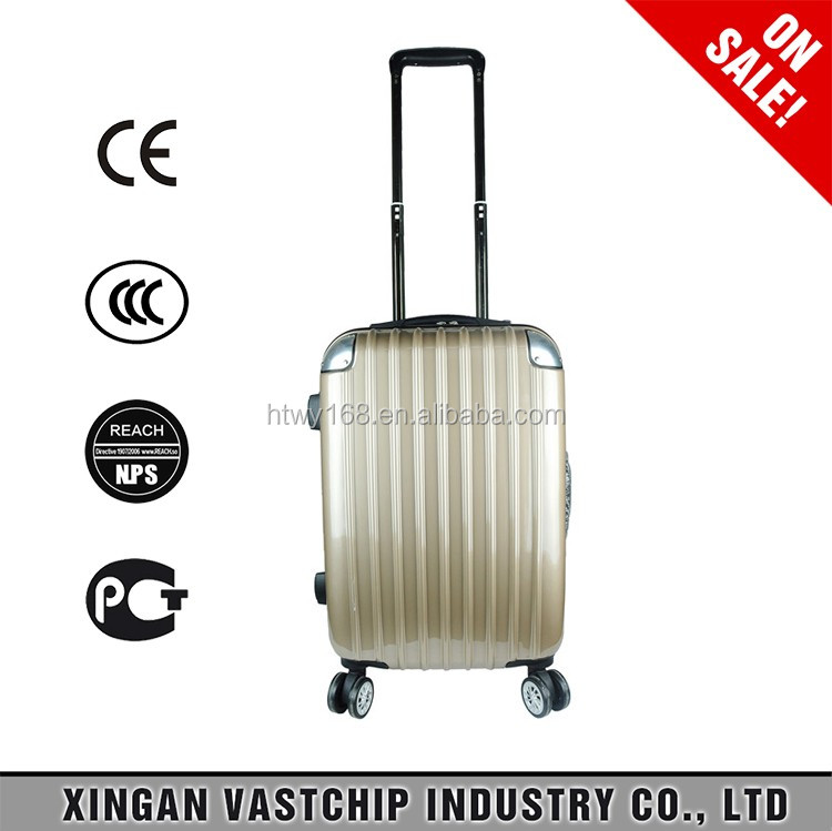 Molding Aluminum Luggage Case,Molding Suitcase,Different Size are Available,Made of Pure Alu.Alloy Sheet & 360 Degree Wheels
