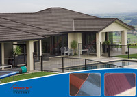 Excellent color stability lowes polycarbonate panels roofing sheet tile