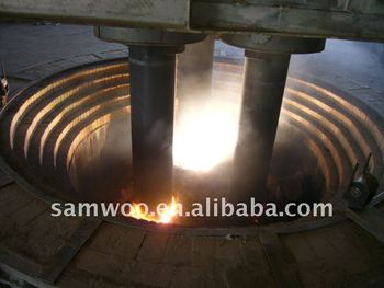 Ore melting furnace