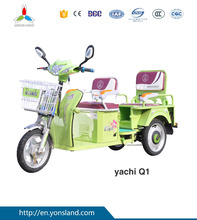 for cargo and passenger electric tricycle for adults three wheel scooter