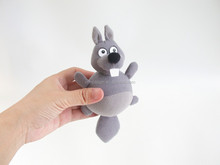 Plush Squirrel / Plush Squirrel Toys / Plush White Squirrel
