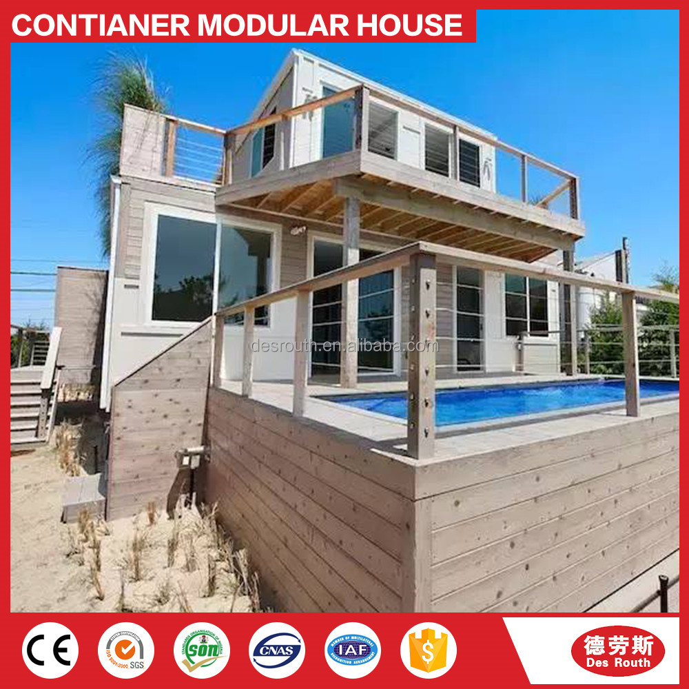 Canadian standard prefabricated cheap modular container house