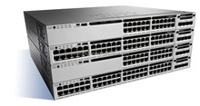WS-C3850-24T-L Cisco Catalyst 3850 24 Port Switch