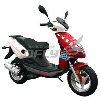 EPA Approved 4 Stoke 150cc Gas Motor Scooter with Special Price MS1516EPA