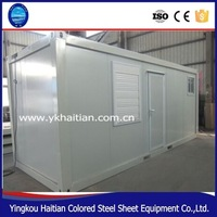 Steel Material Warehouse Office Workshop Residential Prefabricated Luxury Durable Shipping Container Housing low price