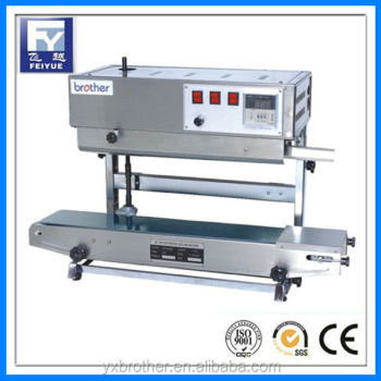 Stand-up pouch bag liquid bag sealing machine