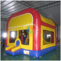 2016 HOT!Funny Inflatable Bounce inflatable castle inflatable toy indoor&outdoor playground kids toy amusement park