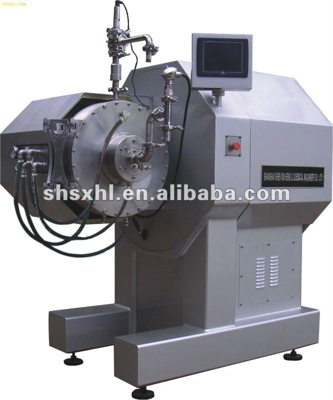 Nano grinding machine for inkjet and paint