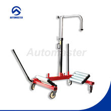 CE Approved 1.2Ton Hydraulic Truck Dual Wheel Dolly