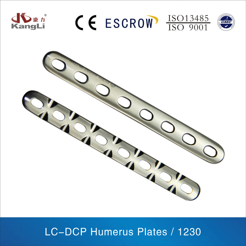 Orthopedic Implants Titanium Plates and Screws Surgical Instruments