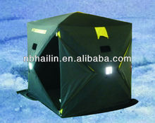 Factory sell cube pop up ice fishing tent
