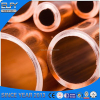 2016 China factory supply low prices corrugated pancake coil 16mm copper pipe