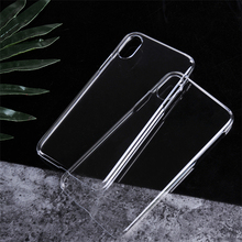 for iphone x transparent case hot sale in EU US UK Mobile phone case cover for iPhone x cases 8 8 plus hard PC protector