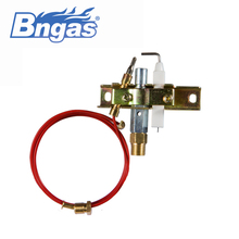B880304 gas heater parts/pilot burner assembly