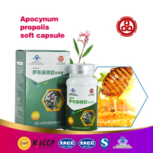 Propolis sofgel in bulk apocynum Propolis extract