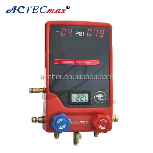 Fault Test Detector for Car Air Conditioning System--Cooltest
