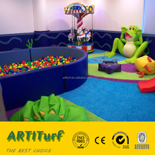 ARTITURF stocked non-filling durable quality outdoor indoor playground floor mat artificial grass carpet