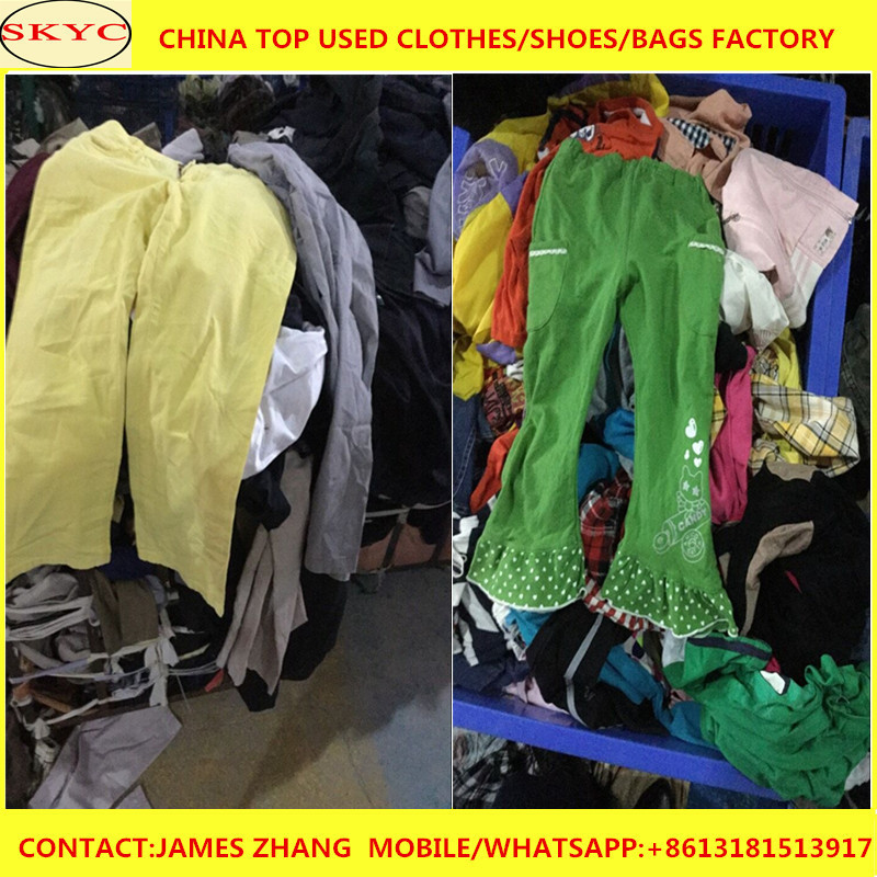 Second hand used clothing from canada overstock used clothes