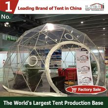 Hot Sale Big Outdoor Large Half Sphere Tent for party