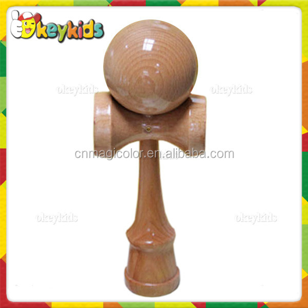 2016 wholesale kids kendama wooden new toys,colorful baby kendama wooden new toys,high quality wooden new toys W01A027