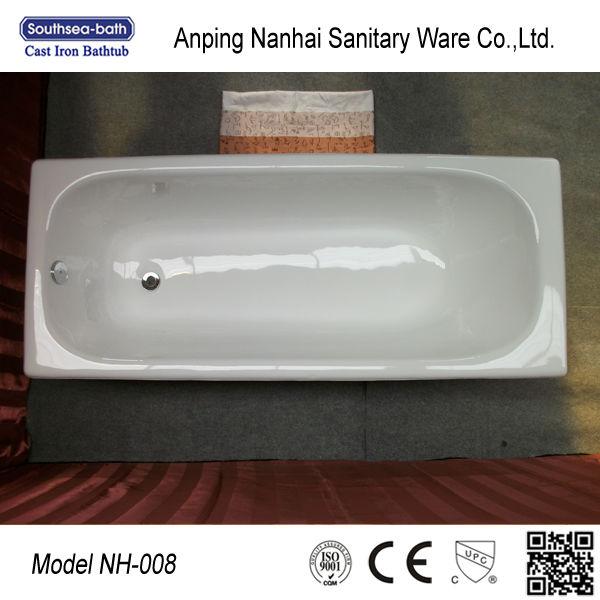 Porcelain Enamel Bath / Common Bathtub / Not Steel Bath Tub