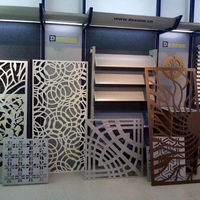 Aluminum decorative metal wall panel/ metal wall ornaments( interior and exterior