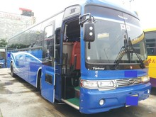 USED BUS FOR SALE 2007Y Kia Bus Granbird Parkway 410HP FROM KOREAN
