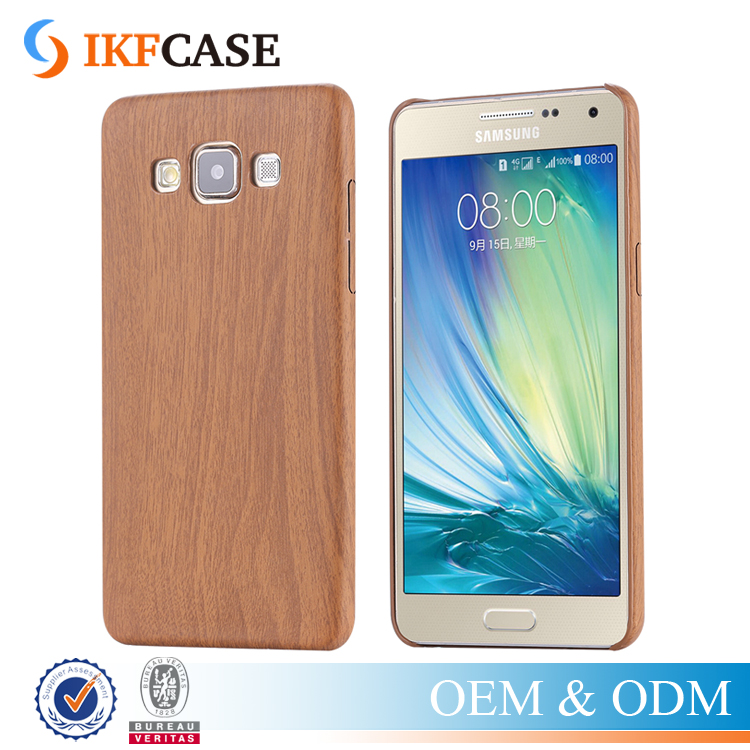 New High Quality Retro Vintage Wood Pattern PU Leather Phone Case For Samsung Galaxy A5 A500