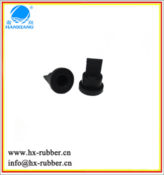 manufacturer custom food grade silicone duckbill valve/one way check valve