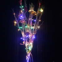 colorful led light CE ROHS GS certificated and new designed popular led tree light