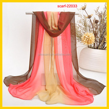 fashion modern silk scarves and shawls