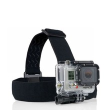 Competitive price Gopros Head Strap for Go pro Head Strap Mount with Bag from China