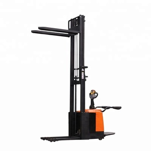 TB120 2 ton full electric self lift pallet stacker price