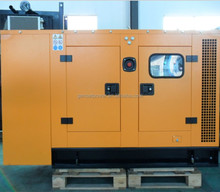 AC Single Phase Silent power home 10kw diesel generator set with 403A-15G1 engine