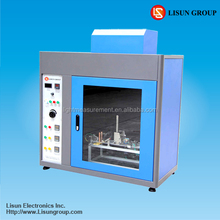 ZRS-3H Glow wire test equipment adopts imported instrument display with easy operation