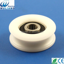 China 626rs nylon pulley for umbrella 6x30x10mm