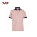 Latest Design Special Shoulder Tap Sample Polo Shirt