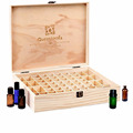 Trade Assurance Rectangle Wooden Essential Oil Box