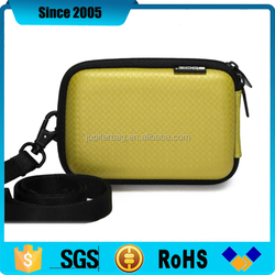 2016 eva digital camera travel bag/case/pouch/holder with PU cover